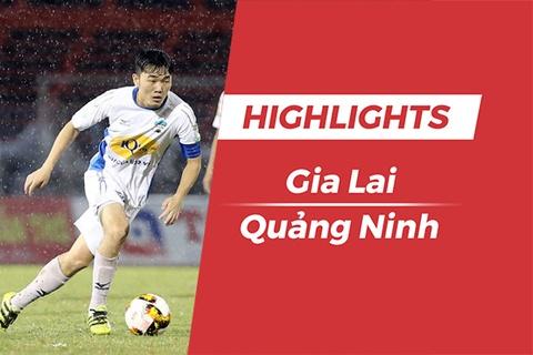 Highlights HAGL 4-0 CLB Quang Ninh: Cong Phuong toa sang hinh anh