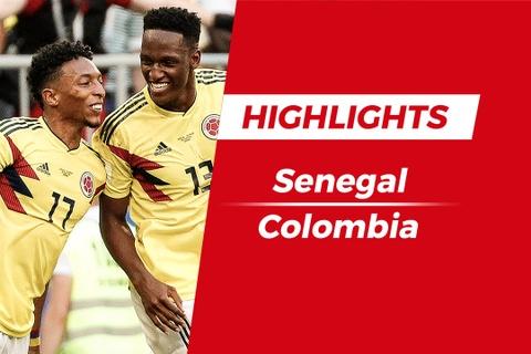 Highlights Senegal vs Colombia: Sao Barca toa sang hinh anh