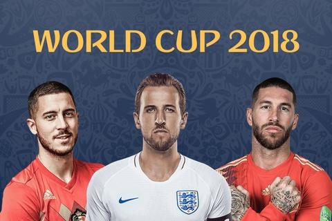 Harry Kane va nhung cai nhat tai World Cup 2018 hinh anh