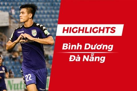 Highlights CLB Binh Duong 4-1 CLB Da Nang: Xuat hien 'poker' danh dau hinh anh