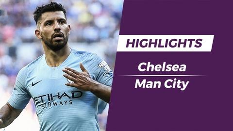 Highlights Chelsea 0-2 Man City: Nguoi hung Aguero hinh anh