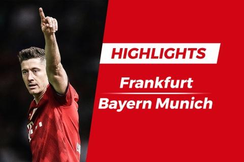 Highlights Lewandowski lap hat-trick, Bayern doat Sieu cup Duc hinh anh