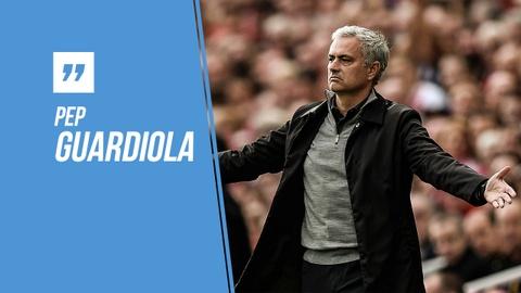 Guardiola dap tra cao buoc thieu ton trong MU cua Mourinho hinh anh