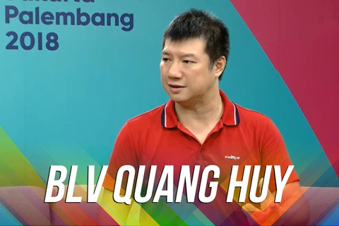 BLV Quang Huy: Hy vong Viet Nam co don doc vao cuoi tran hinh anh