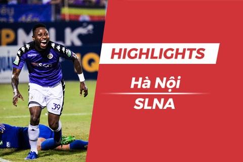 Highlights CLB Ha Noi 2-0 SLNA: Samson lap cu dup hinh anh