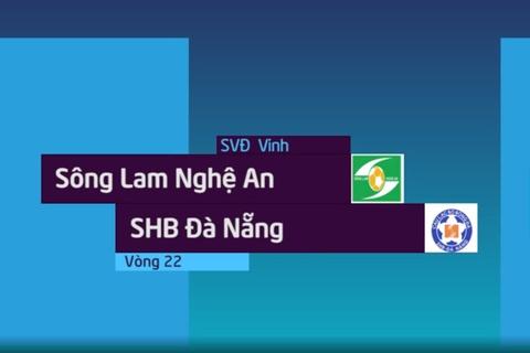 Highlights CLB SLNA 3-1 CLB Da Nang hinh anh