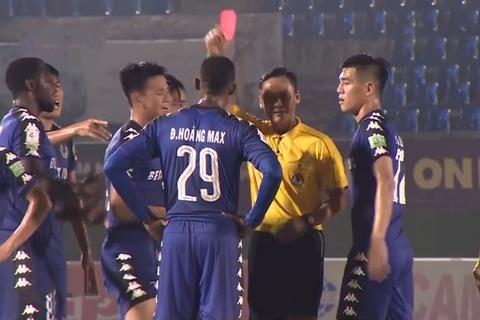 Tinh huong trong tai V.League 'be coi' khien Binh Duong mat diem hinh anh