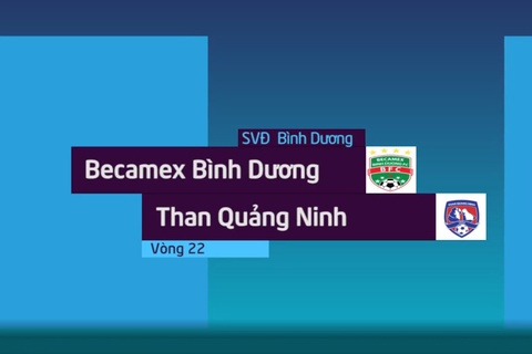 Highlights CLB Binh Duong - CLB Quang Ninh: Trong tai be coi hinh anh