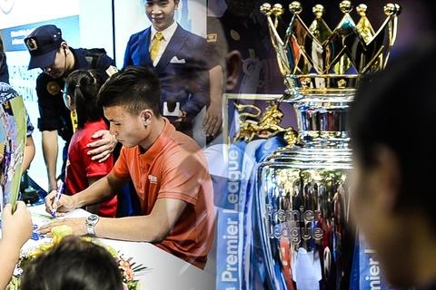 Quang Hai hut fan trong ngay cung bau Hien don cup Ngoai hang Anh hinh anh