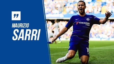 HLV Chelsea: Hazard hay nhat chau Au, du suc ghi 40 ban hinh anh