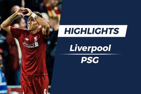 Highlights Liverpool 3-2 PSG: Nguoi hung o phut bu gio hinh anh