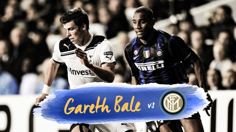 Gareth Bale hoi tuong ky uc tai Italy truoc them dai chien AS Roma hinh anh