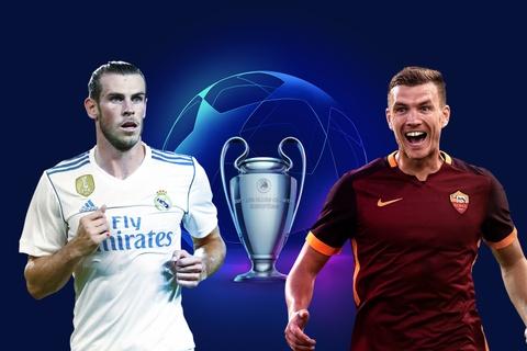 Real vs AS Roma: Hy vong nao cho nguoi Italy? hinh anh