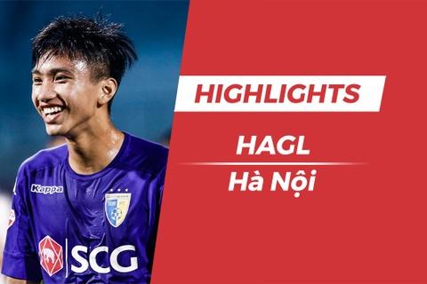 Highlights HAGL 3-5 CLB Ha Noi: Mua ban thang hinh anh