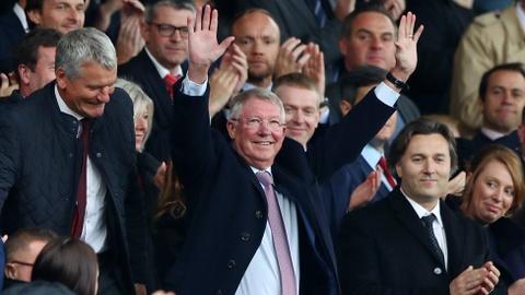 Sir Alex Ferguson noi gi trong ngay tro lai Old Trafford? hinh anh