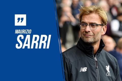 HLV Sarri: Chelsea can 1 nam de dat toi trinh do cua Liverpool hinh anh