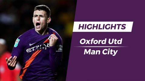 Highlights sao tre toa sang, Man City de dang thang Oxford Utd hinh anh