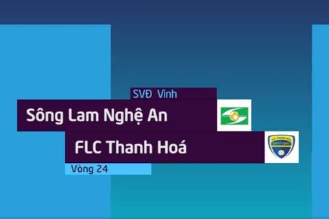 Highlights SLNA that bai truoc CLB Thanh Hoa tren san nha hinh anh