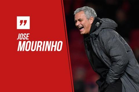 Mourinho noi gi truoc tin don giua MU va Zidane? hinh anh