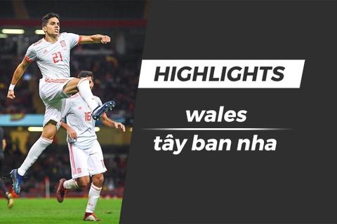 Highlights cuu cau thu Barca ghi ban, Tay Ban Nha dai thang xu Wales hinh anh