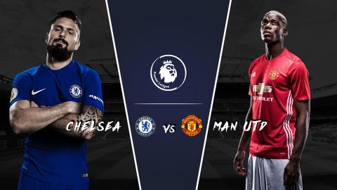 Chelsea vs MU: HLV Mourinho tim chien thang dau tien o Stamford Bridge hinh anh