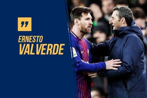 Truoc tran gap Inter, HLV Barca thua nhan phu thuoc Messi hinh anh
