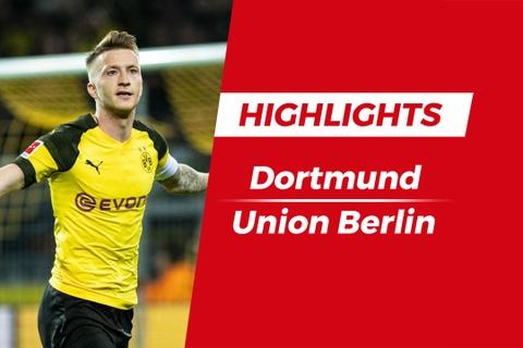 Highlights ghi ban phut cuoi, Dortmund thang kich tinh Union Berlin hinh anh