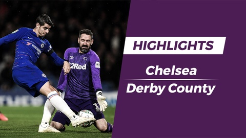 Highlights Chelsea 3-2 Derby County: Xuat hien cu dup phan luoi hinh anh