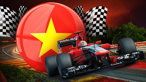 'Chao mung Viet Nam den voi gia dinh F1' hinh anh