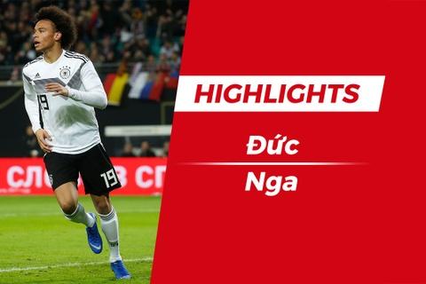 Highlights DT Duc 3-0 DT Nga hinh anh
