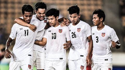 Myanmar - kẻ thách thức ngôi đầu bảng của tuyển Việt Nam