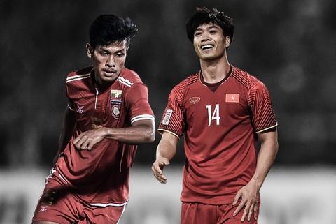 Myanmar vs Viet Nam: Tam diem Cong Phuong doi dau Aung Thu hinh anh
