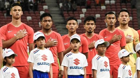 Đội tuyển Singapore - cựu vương trỗi dậy