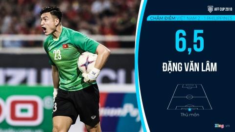 Cham diem Viet Nam vs Philippines: Quang Hai ruc sang hinh anh 1