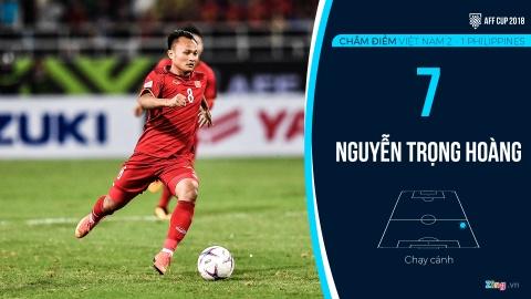 Cham diem Viet Nam vs Philippines: Quang Hai ruc sang hinh anh 5