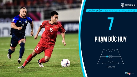 Cham diem Viet Nam vs Philippines: Quang Hai ruc sang hinh anh 8