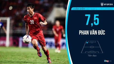 Cham diem Viet Nam vs Philippines: Quang Hai ruc sang hinh anh 10