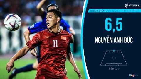 Cham diem Viet Nam vs Philippines: Quang Hai ruc sang hinh anh 11