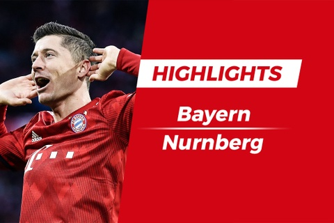 Highlights Bayern 3-0 Nurnberg: Lewandowski toa sang hinh anh