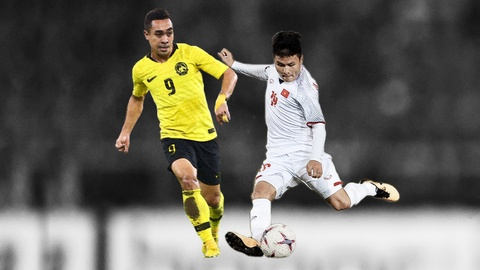 Malaysia vs Việt Nam: 'Hiểm họa' Talaha