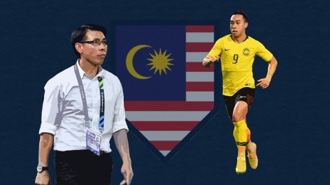 Duong den chung ket AFF Cup 2018 cua tuyen Malaysia hinh anh