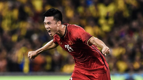 Ban mo ty so cua Huy Hung trong tran chung ket AFF Cup hinh anh
