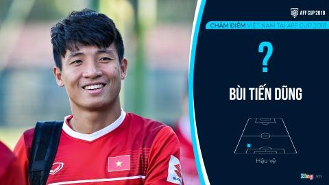 Cham diem tuyen Viet Nam tai AFF Cup: Quang Hai, Dinh Trong hay nhat hinh anh 5