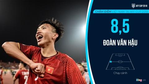 Cham diem tuyen Viet Nam tai AFF Cup: Quang Hai, Dinh Trong hay nhat hinh anh 7