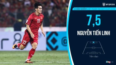 Cham diem tuyen Viet Nam tai AFF Cup: Quang Hai, Dinh Trong hay nhat hinh anh 19