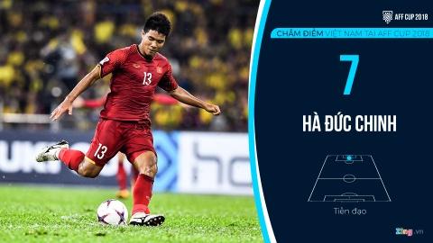 Cham diem tuyen Viet Nam tai AFF Cup: Quang Hai, Dinh Trong hay nhat hinh anh 20