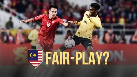 Malaysia co xung dang nhan giai Fair-play tai AFF Cup 2018? hinh anh