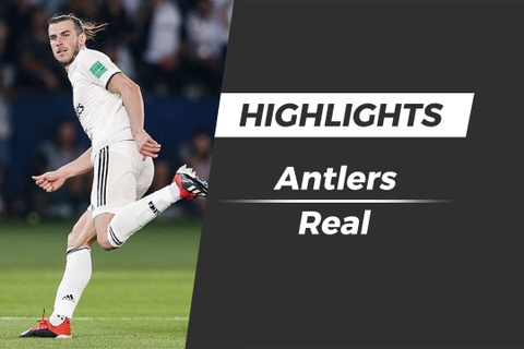 Highlights Kashima Antlers 1-3 Real Madrid: Bale lap hat-trick hinh anh