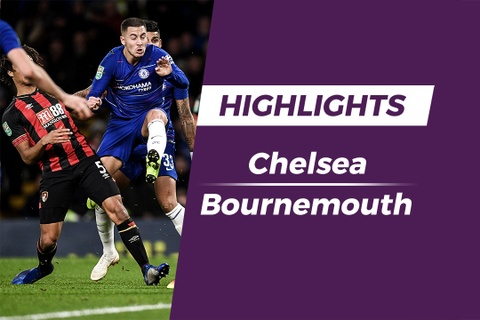 Highlights Chelsea 1-0 Bournemouth: Nguoi hung Hazard hinh anh