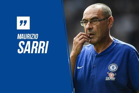 HLV Sarri chi trich Chelsea 'khong giong mot doi bong' hinh anh